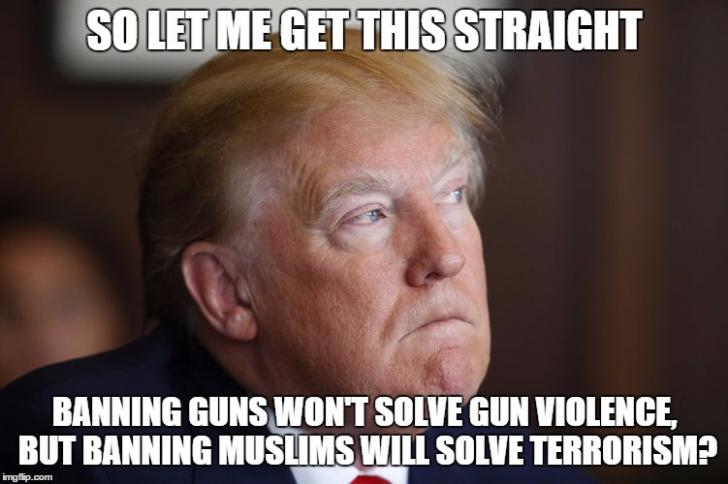 So Let Me Get This Straight Funny Donald Trump Meme Picture
