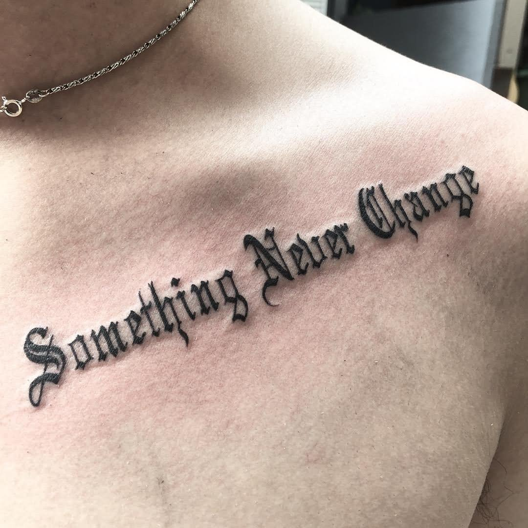 29 collar bone tattoos for
