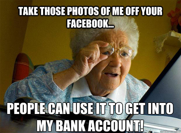 Funny Memes About Facebook: 42 Funniest Technology Meme Images And Pictures Of All The