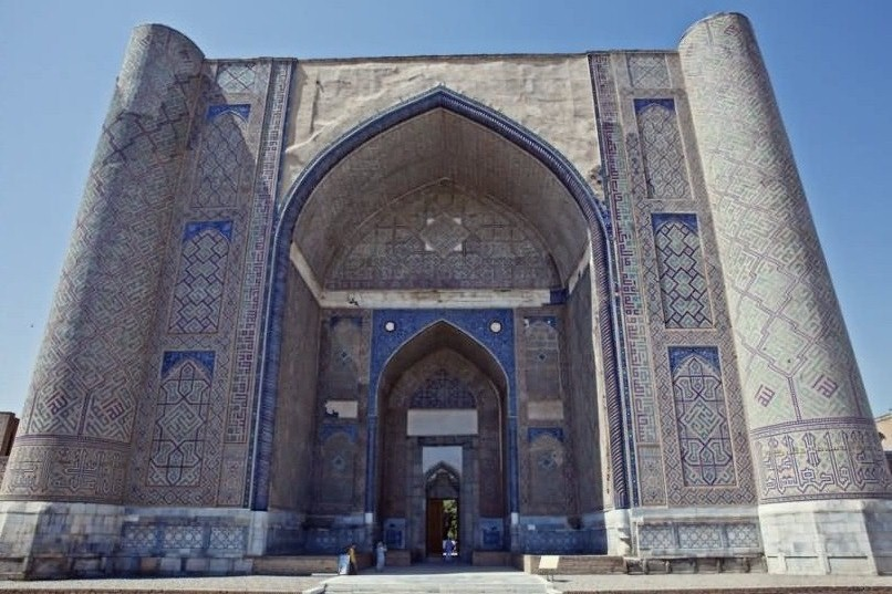 40 Amazing Pictures And Images Of The Bibi Khanym Mosque