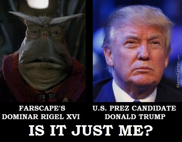 U.S. Prez Candidate Donald Trump Funny Meme Image