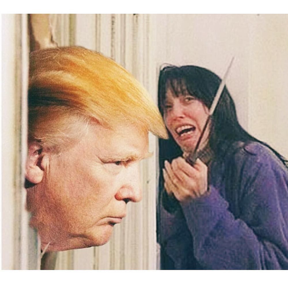 Very Funny Donald Trump Image For Facebook