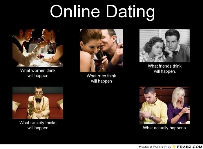 online dating stupid