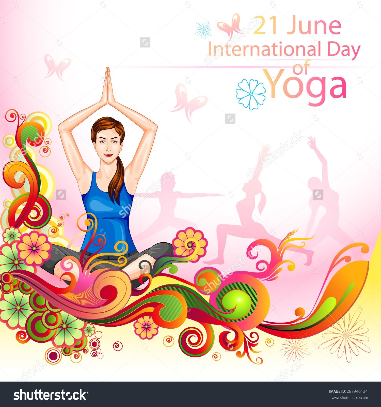 21 June International Day Of Yoga Picture