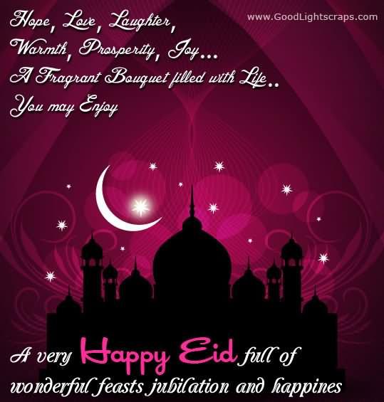 20 Wonderful Eid Mubarak Ideas