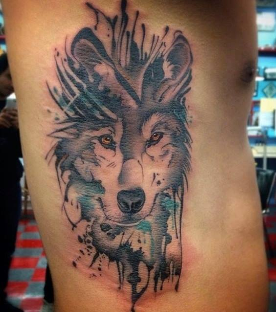 42 Abstract Animal Tat...