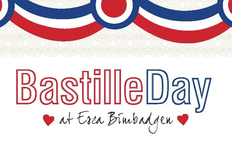 Bastille day greetings card m4hsunfo