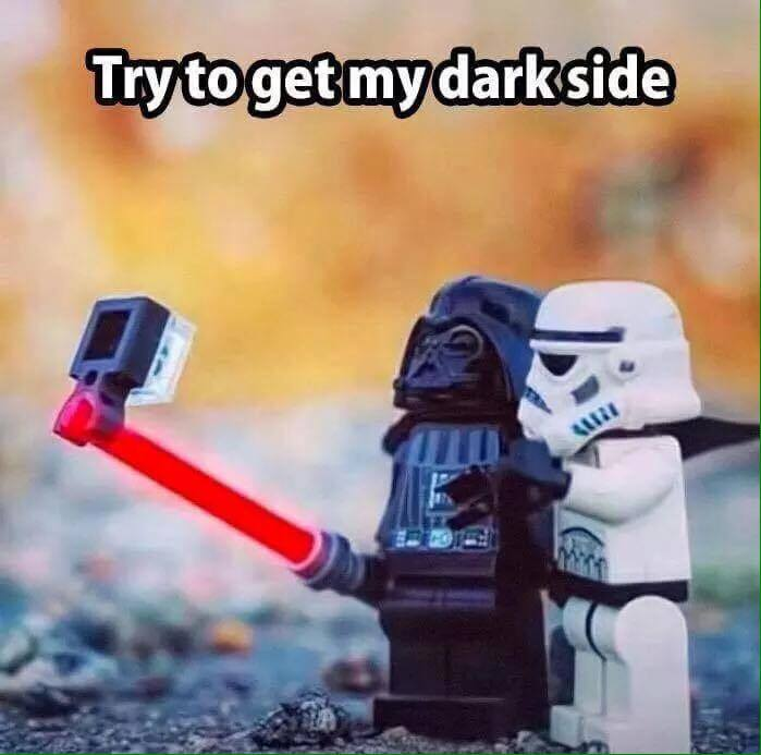 Darth-Vader-And-Stormtrooper-Taking-Selfie-With-Lightsaber-Funny-Star-War-Meme-Picture.jpg