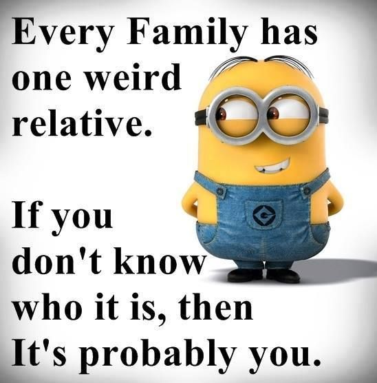 Every Family Has One Werid Relative Funny Meme Image facebook family time lets all make wonka meme funny family meme image,Family Memes Funny