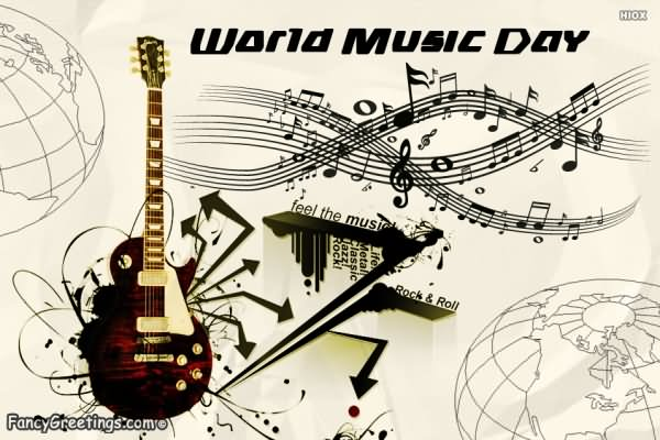 Happy World Music Day Quotes: 42 Incredible Pictures Of World Music Day Greetings