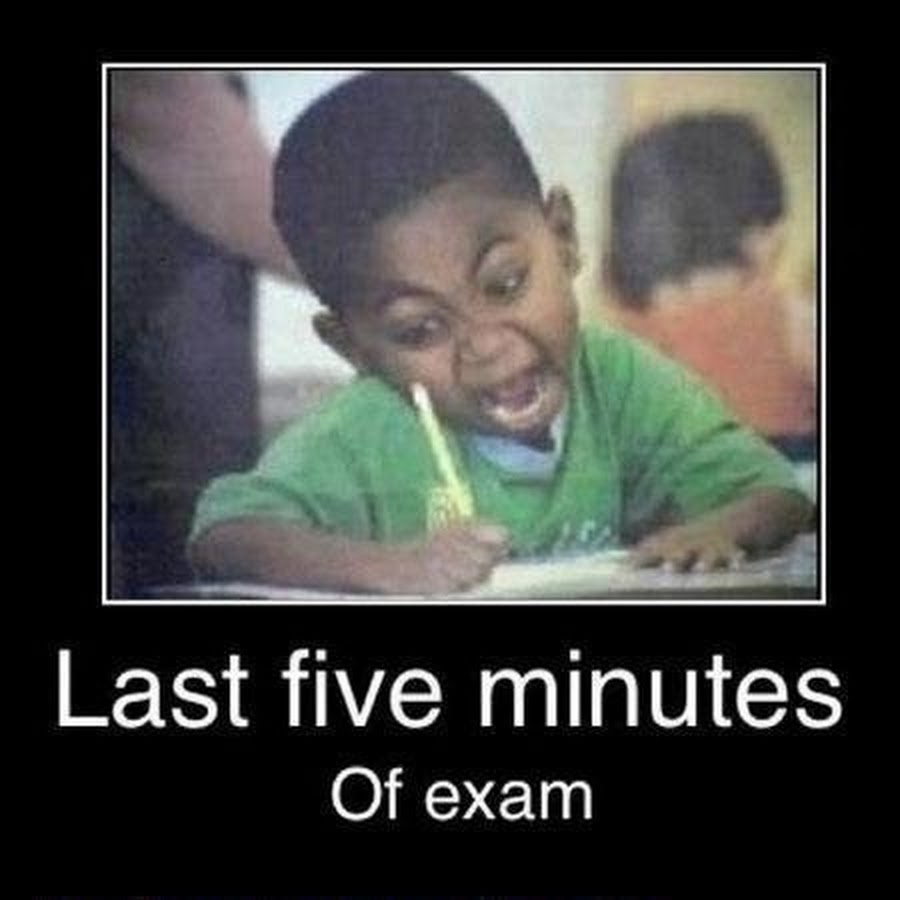22 Very Funny Exam Meme Pictures And Images Of All The Time