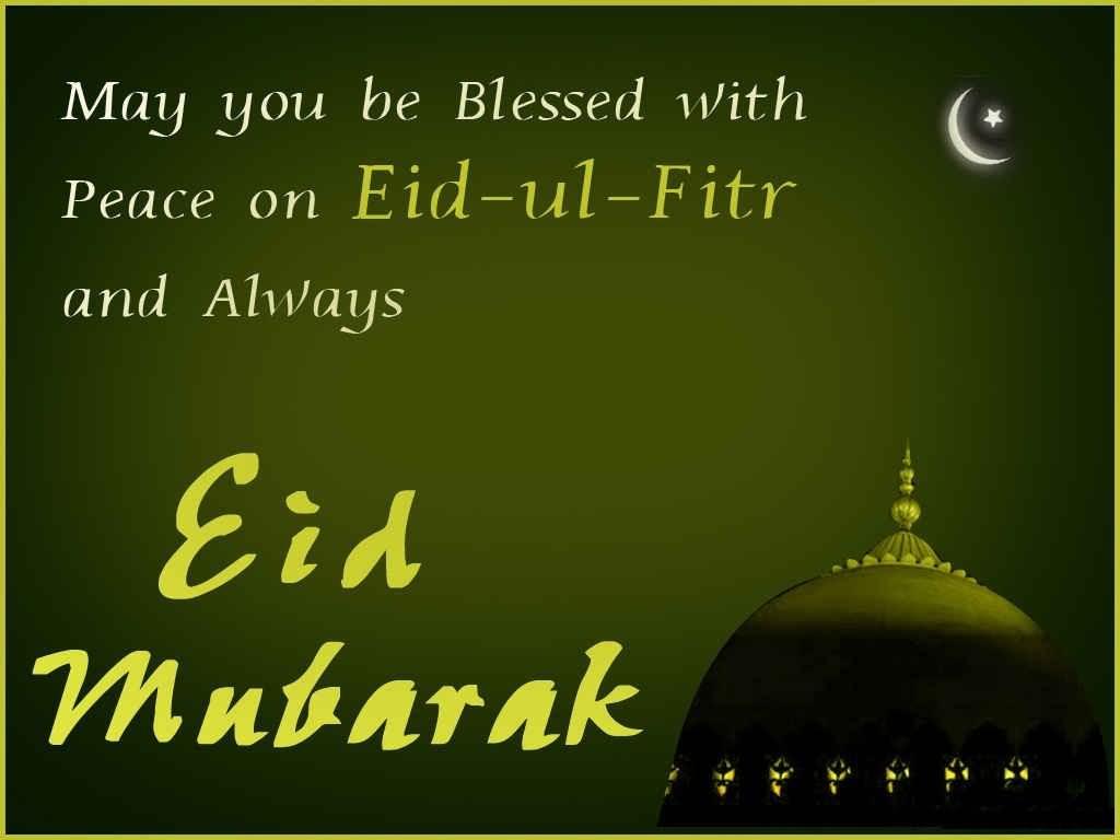 Happy Eid al-Fitr Wishes 2019