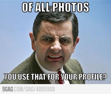 funniest profile pictures ever