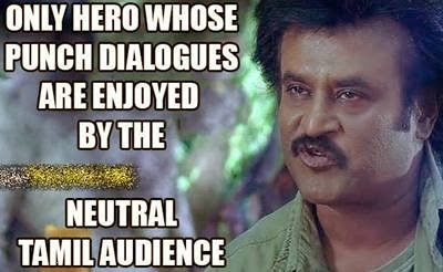 40 Most Funniest Rajinikanth Meme Pictures On The Internet