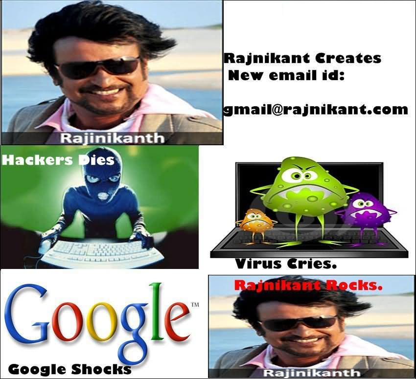 Funny Meme Emails : Most funniest rajinikanth meme pictures on the internet