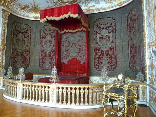 30 Most Beautiful Interior Pictures Of The Linderhof Palace