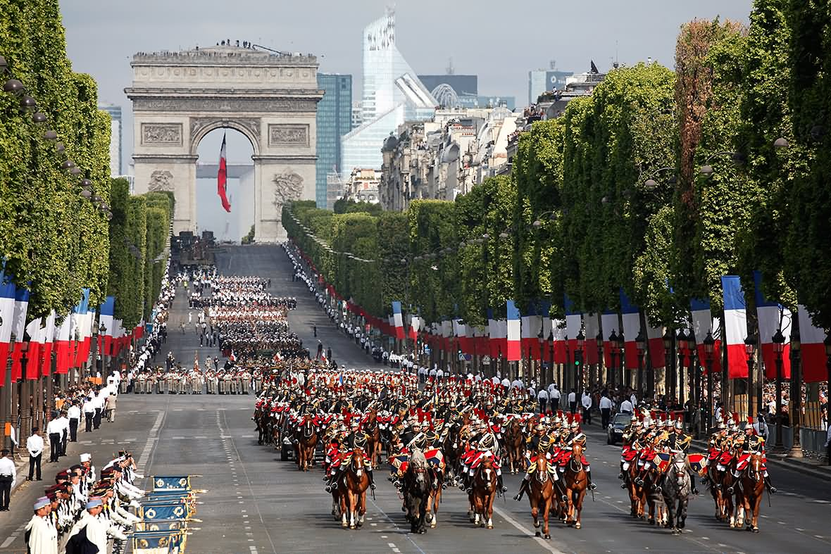 40 Most Beautiful Bastille Day Wishes Pictures And Images