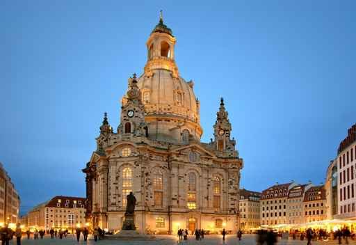 40 most beautiful pictures and photos of the frauenkirche for Hotel dresden frauenkirche