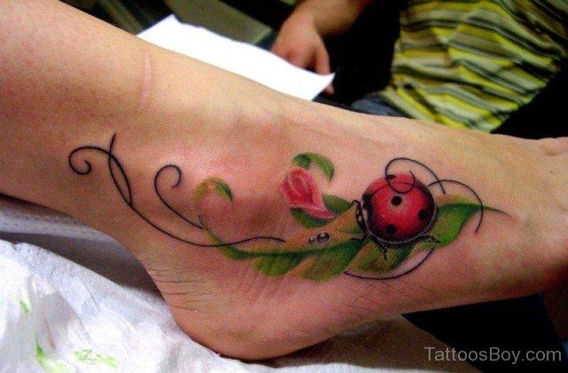 29 poppy flowers foot tattoos for Watercolor poppy tattoo