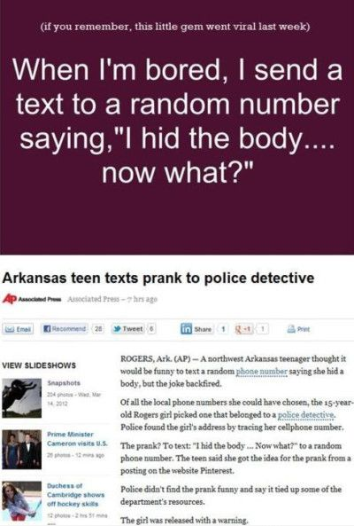 When I Am Bored I Send A Text To A Random Number Saying I Hid The Body Now What Funny Bored Meme Image 25 most funniest bored meme images and pictures that will make you