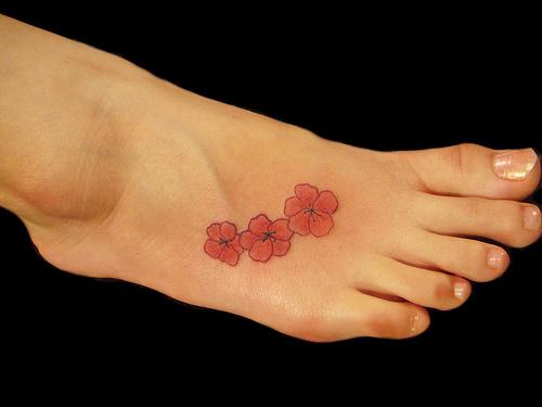 29 poppy flowers foot tattoos wonderful poppy flowers tattoo on right foot mightylinksfo