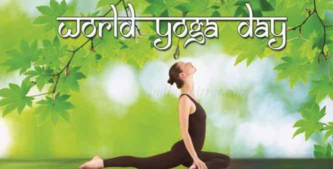 36 Beautiful International Yoga Day Wishes Pictures And Images