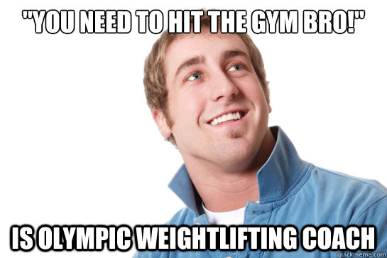 43 Most Funniest Weightlifting Memes That Will Make You Laugh