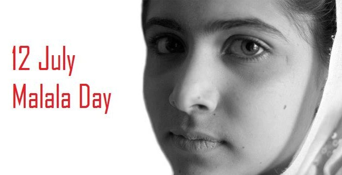 celebrate malala day with the world