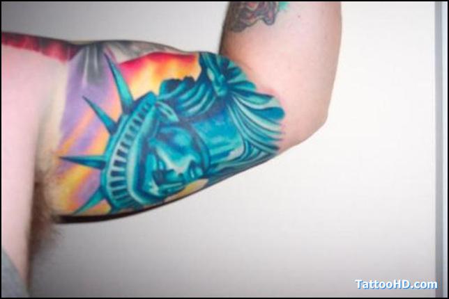 Statue Of Liberty Tattoos - Askideas.com