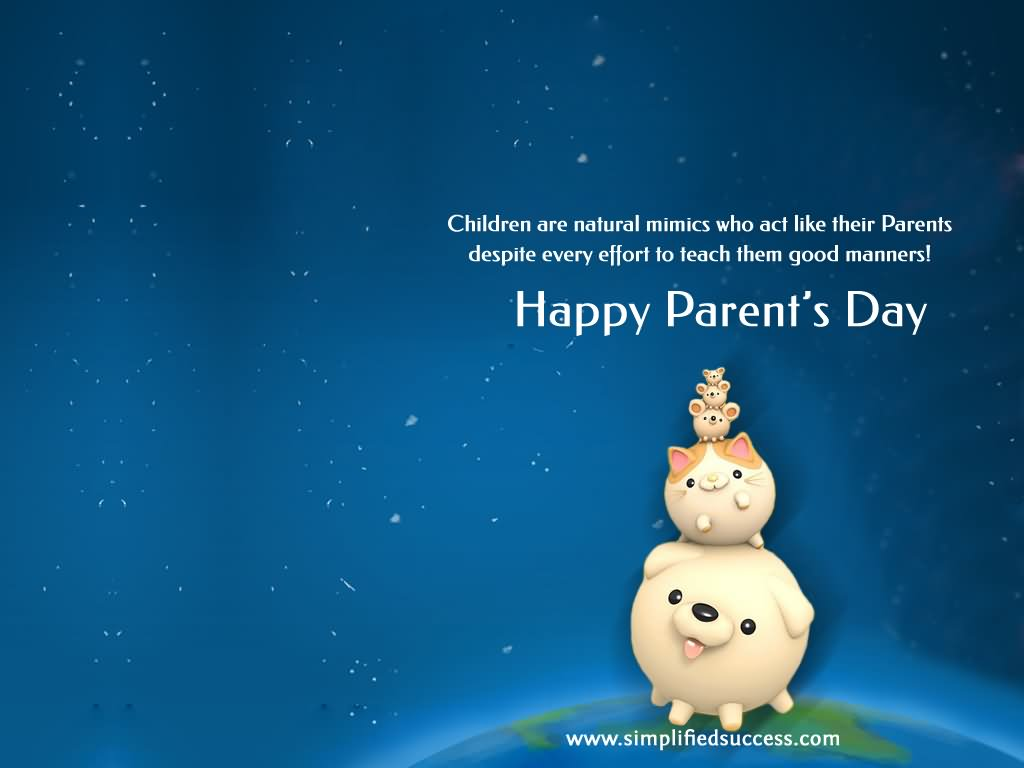 30 Fantastic Parents Day Greetings Images And Pictures