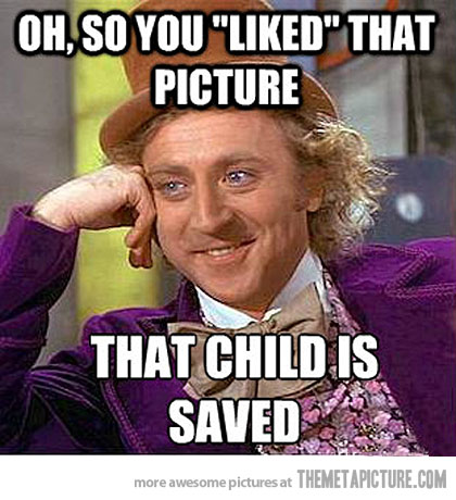 Funny Facebook Comment Meme Oh So You Liked That That Child Is Saved Image 32 funniest memes for facebook comments pictures and images,Facebook Meme Pictures