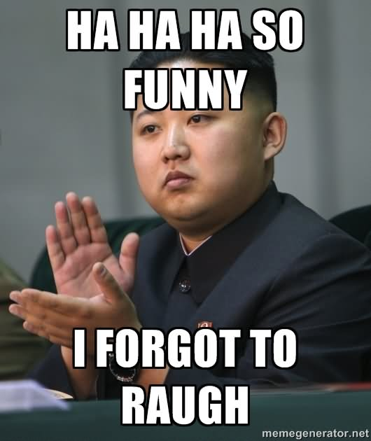 Kim Jong Un Funny Meme For Facebook Comment Photo 32 funniest memes for facebook comments pictures and images
