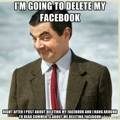 Mr Bean Facebook Comment Meme Funny Image 32 funniest memes for facebook comments pictures and images,Facebook Post Meme