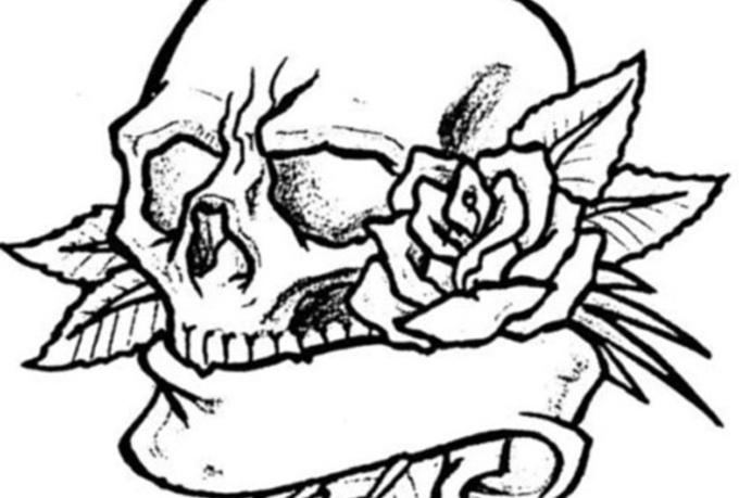 21+ Simple Horror Tattoos