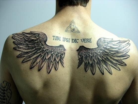 Angel Wing Tattoos For Girls On Back Tattoo Guy Tattoo Angel