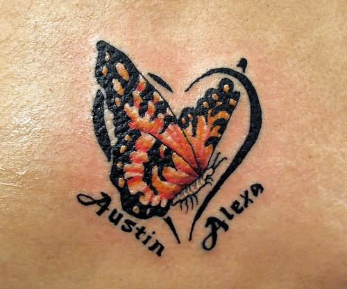 50 Unique Name Tattoos