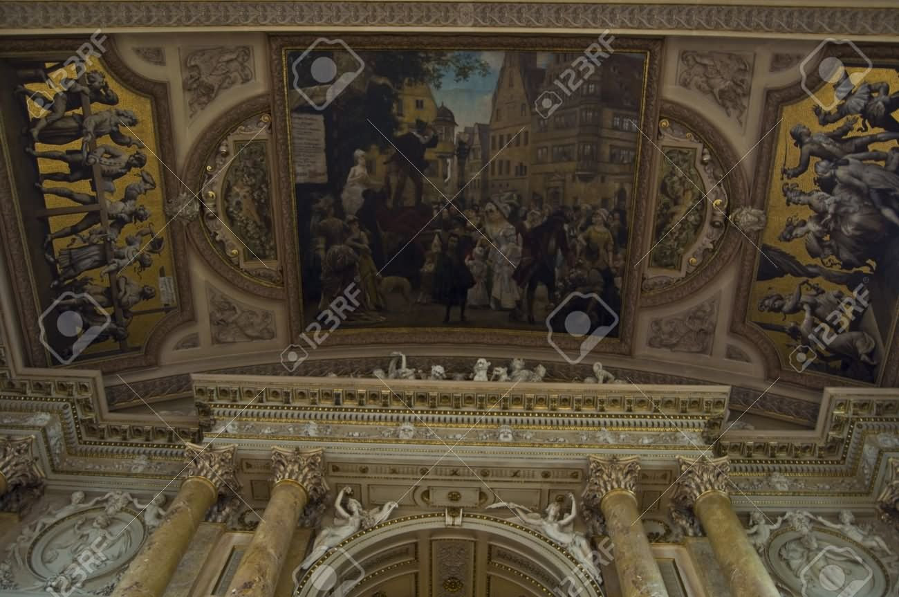 20 Most Beautiful Inside View Images Of The Burgtheater