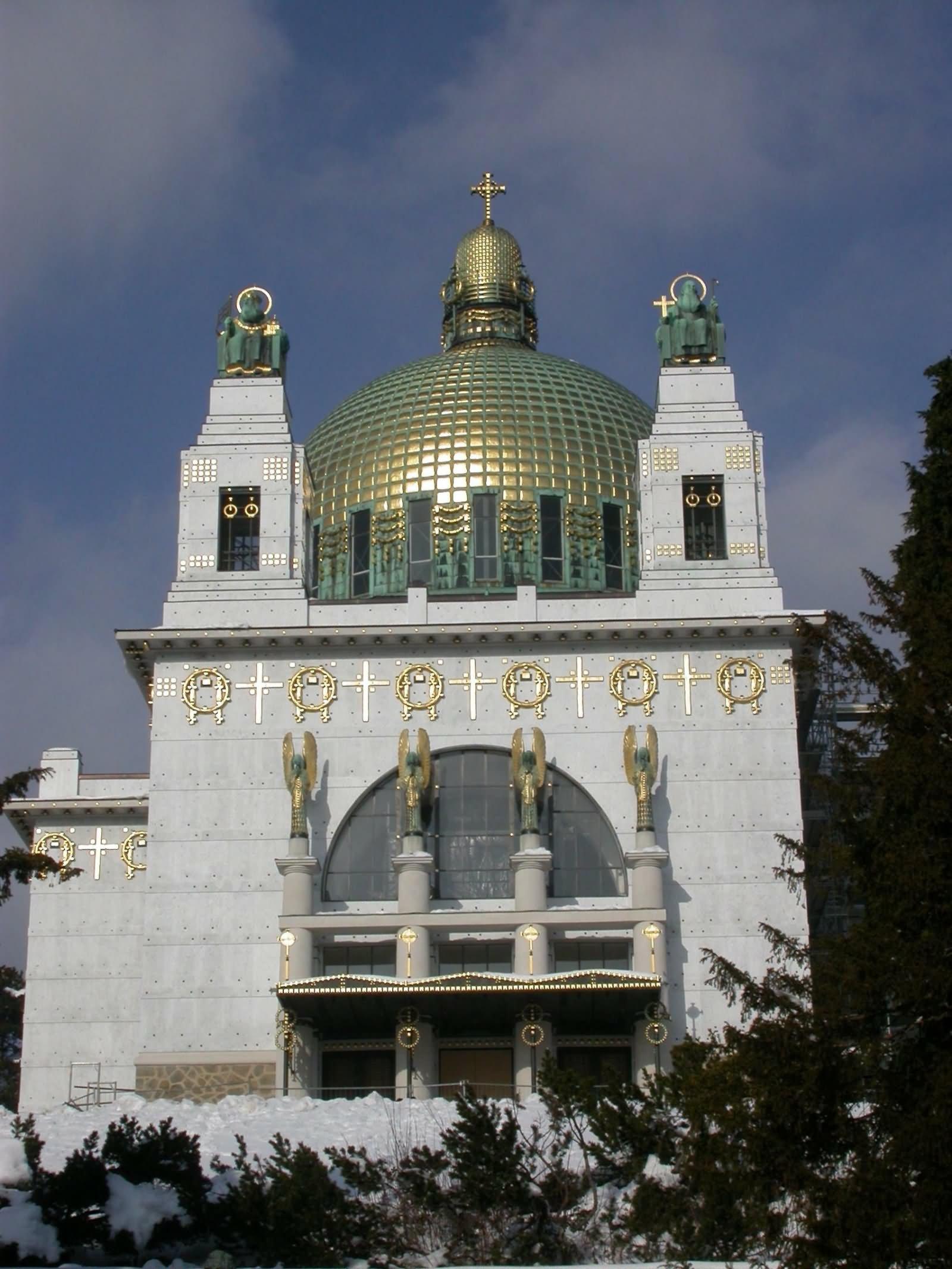 Kirche Am Steinhof Wien