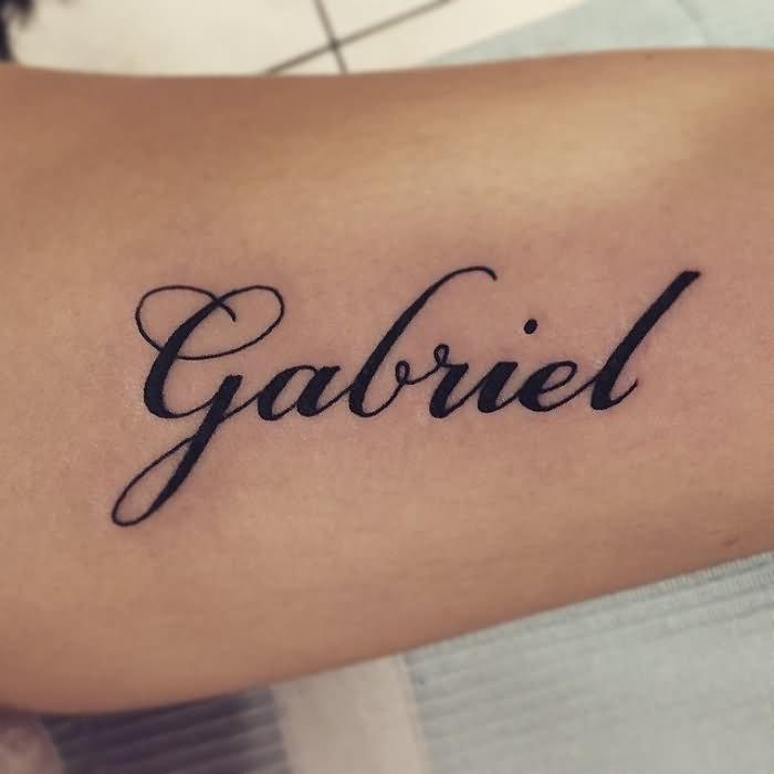 12+ Name Tattoos On Arm