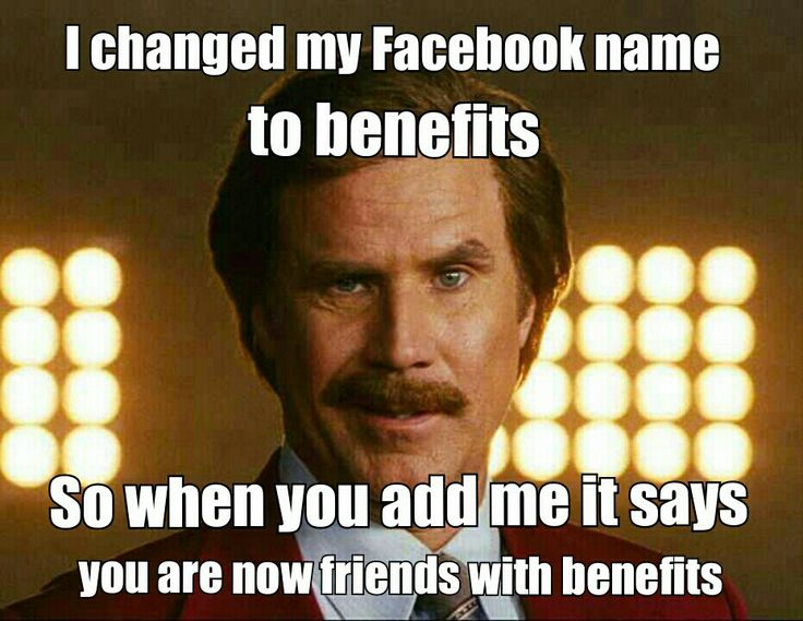 Funny Memes About Friends With Benefits : Very funny will ferrell pictures and photos of all the