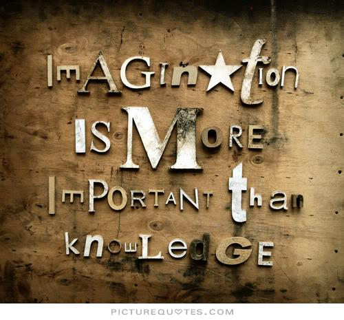 imagination is more powerful than knowledge essay Free essays on imagination is more important than knowledge get help with your writing 1 through 30.