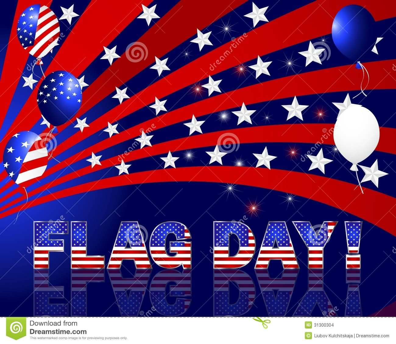 15 Wonderful Flag Day Clipart Images And Pictures