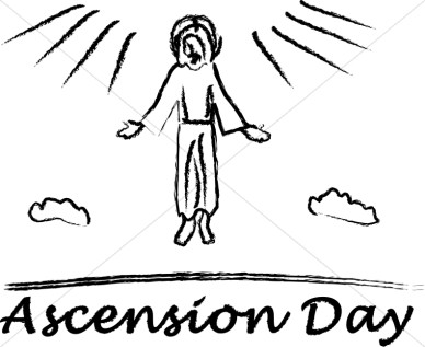 20 adorable ascension day greeting images and photos