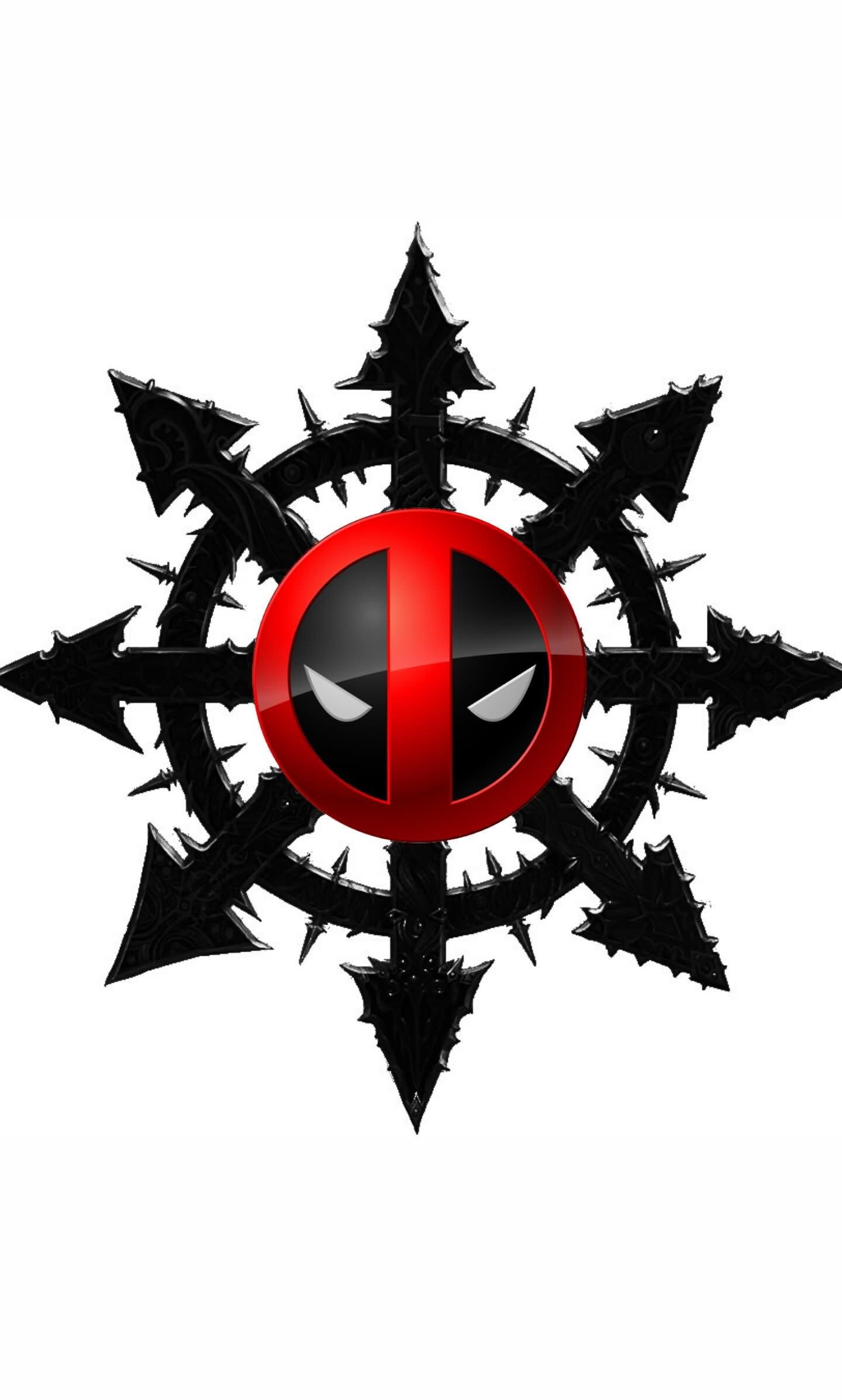 14 Deadpool Symbol Tattoos