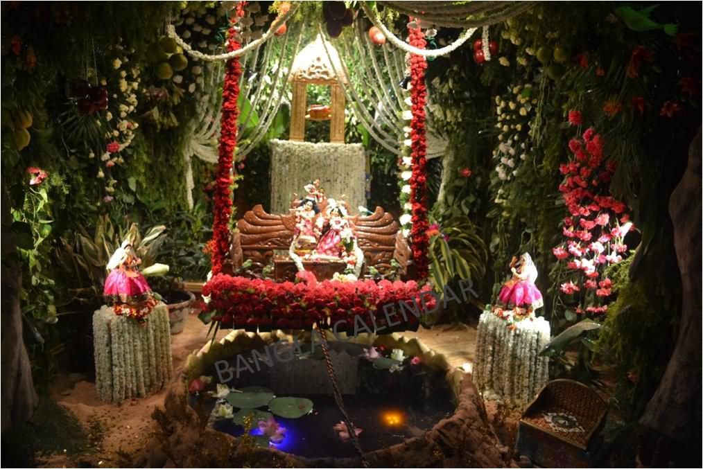 Home Decoration For Janmashtami 28 Images 17 Best Images About Krishna Jhula And Janmashtami