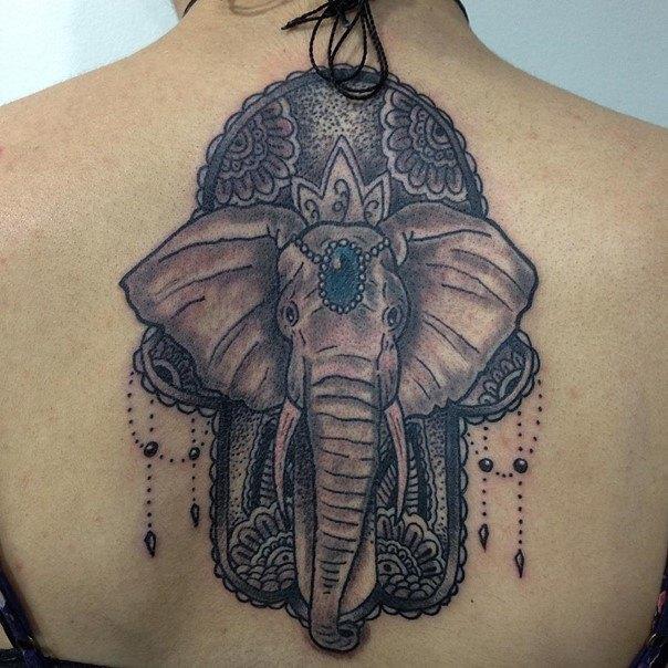 Elephant Tattoo Quotes: 39+ Elephant Family Tattoos