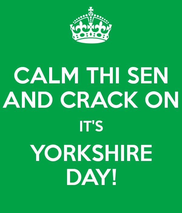 Happy Yorkshire Day From The Yorkshire Club