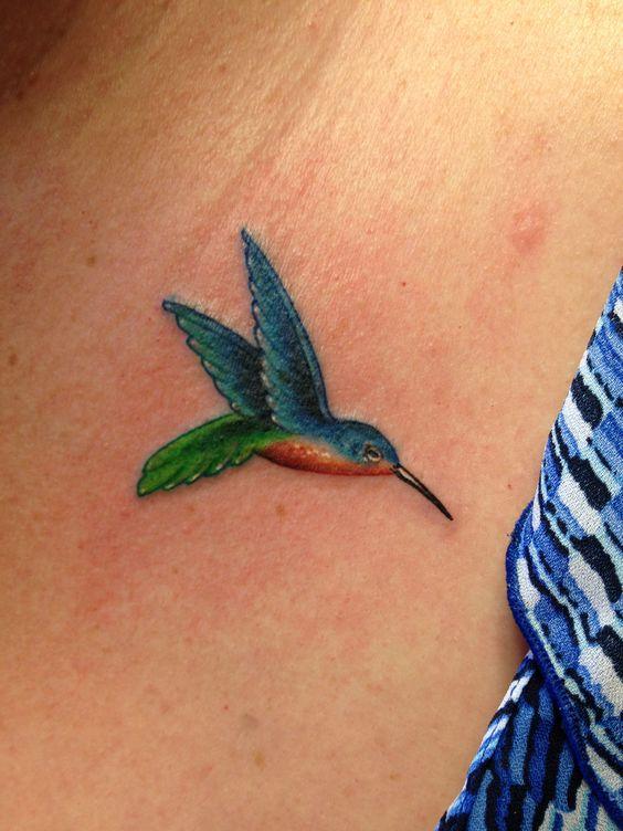 60 Beautiful Colibri Tattoos