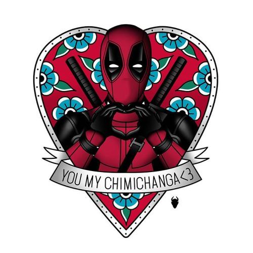 13 Superb Deadpool Tattoo Designs