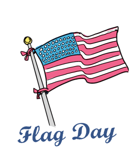 45 best photos and pictures of flag day united states wishes rh askideas com flag day clip art images flag day clipart